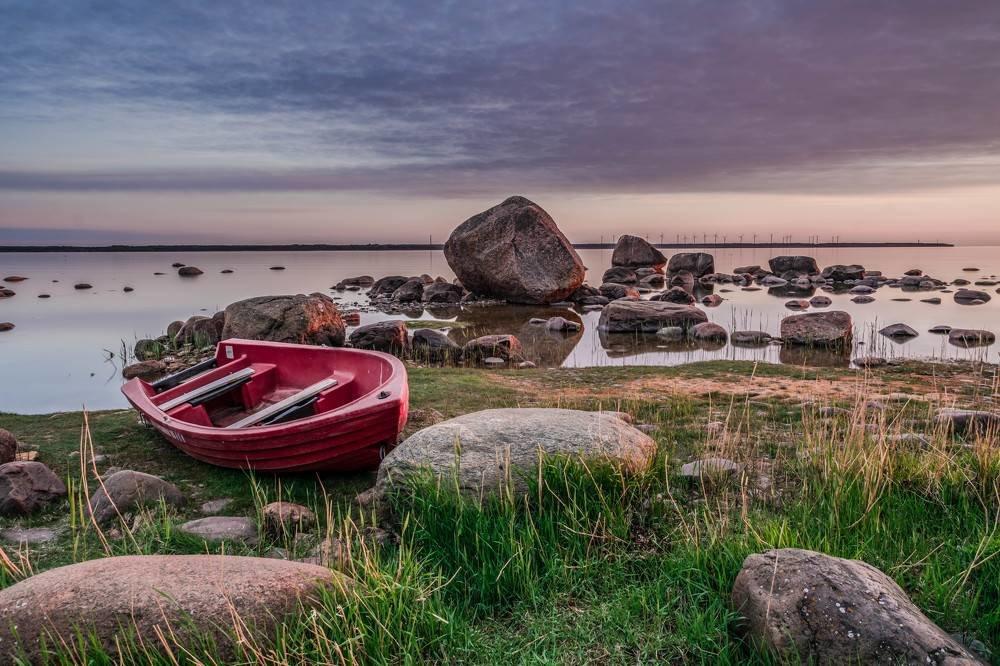 эстония природа пейзажи фото женился