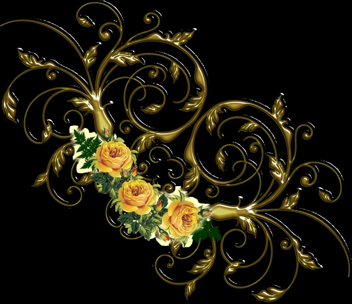 Февраля, красивая виньетка картинки