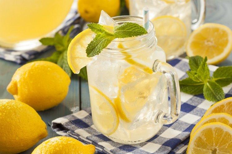 Лимонад в домашних условиях рецепт: напиток из лимона
