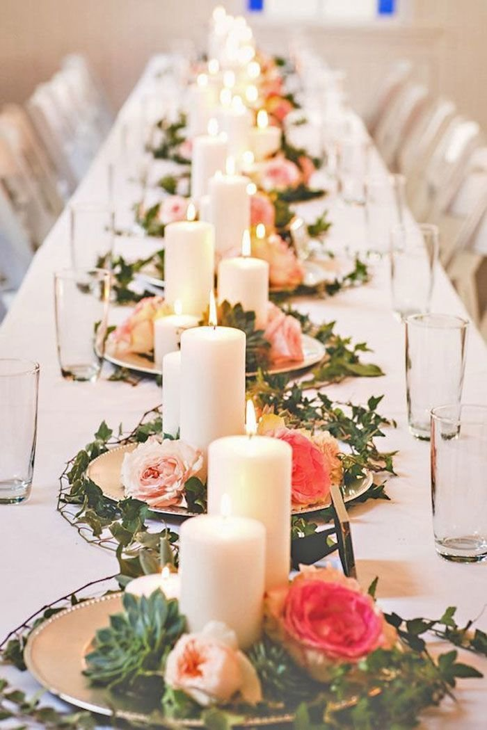 Elegant homemade table decorations for weddings 38 for your wedding elegant homemade table decorations for weddings 38 for your wedding table setting ideas with homemade table junglespirit Gallery