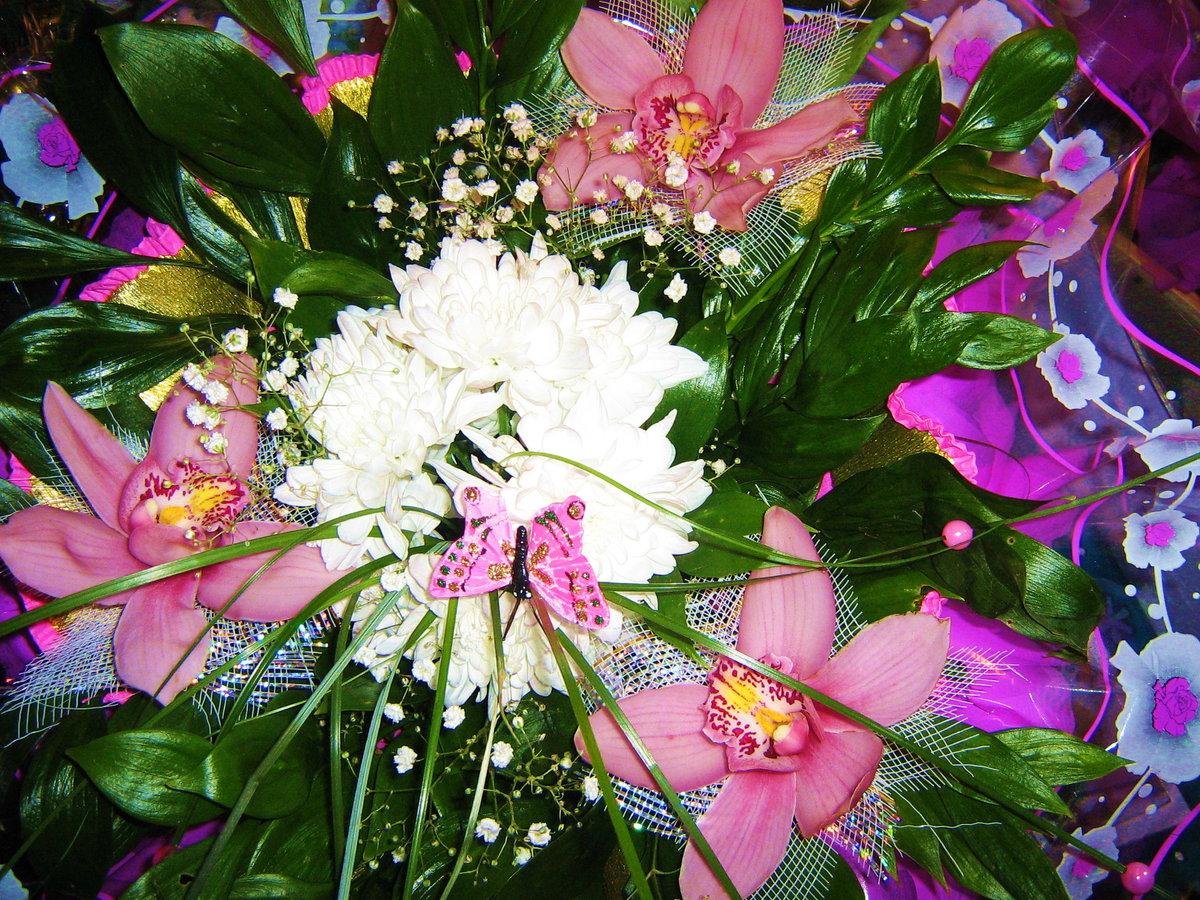 картинки цветов с праздником фасад