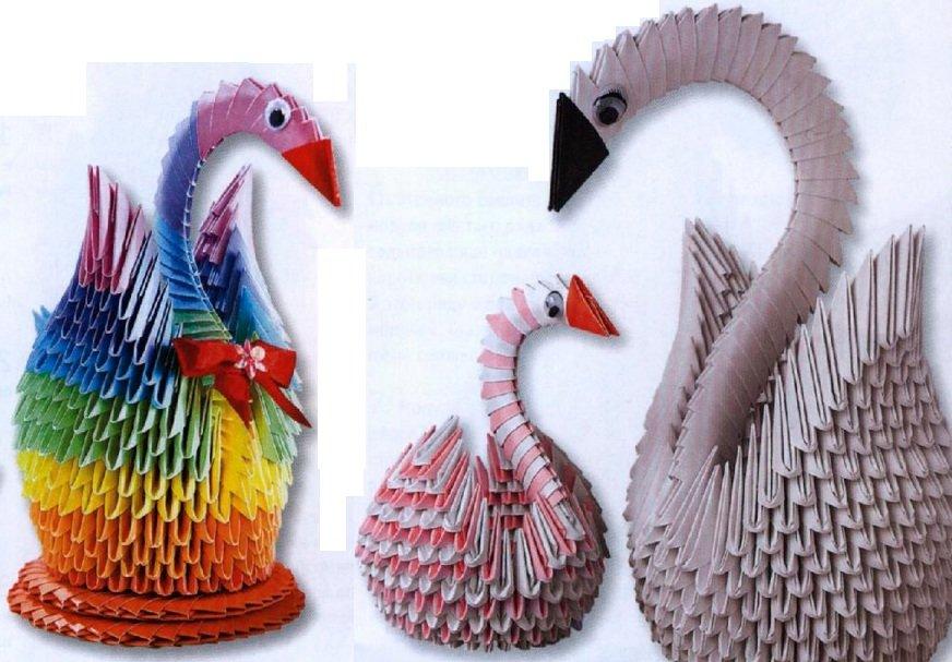 Рождественская открытка, открытки как сделать лебедь из
