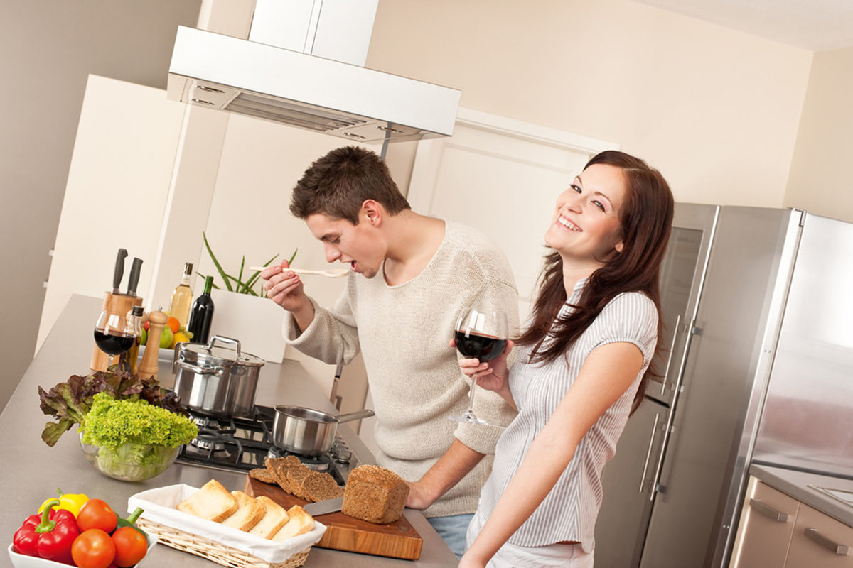 идеи фотосессии для мужчин на кухне нём представлены