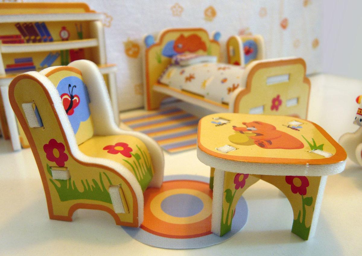 Картинки игровой мебели