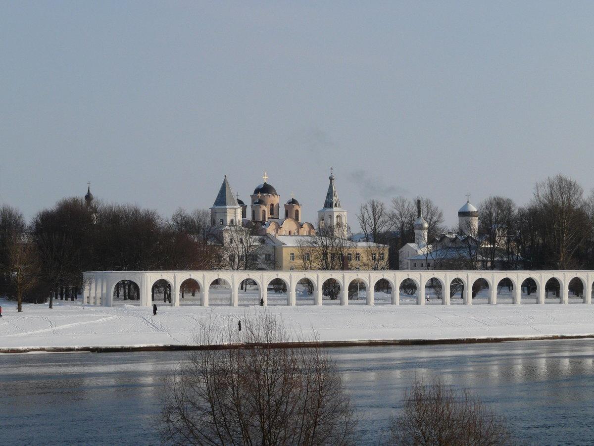 Фото весны в великом новгороде
