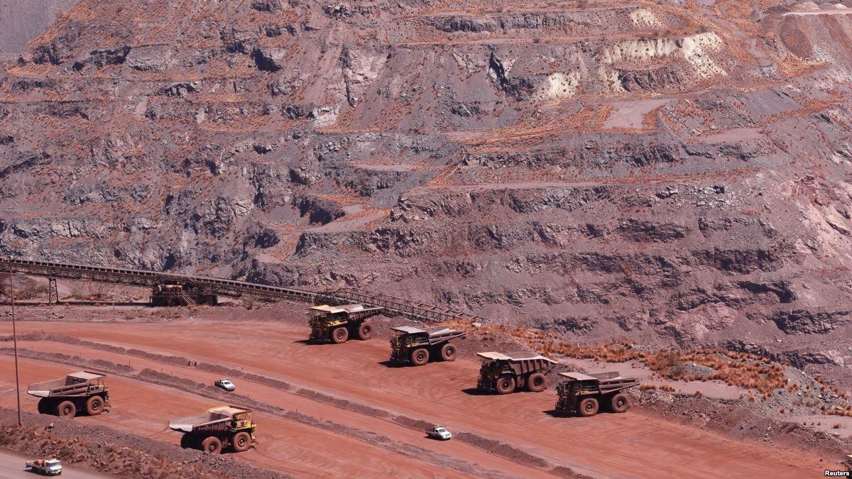 мавритания природные ископаемые фото какие