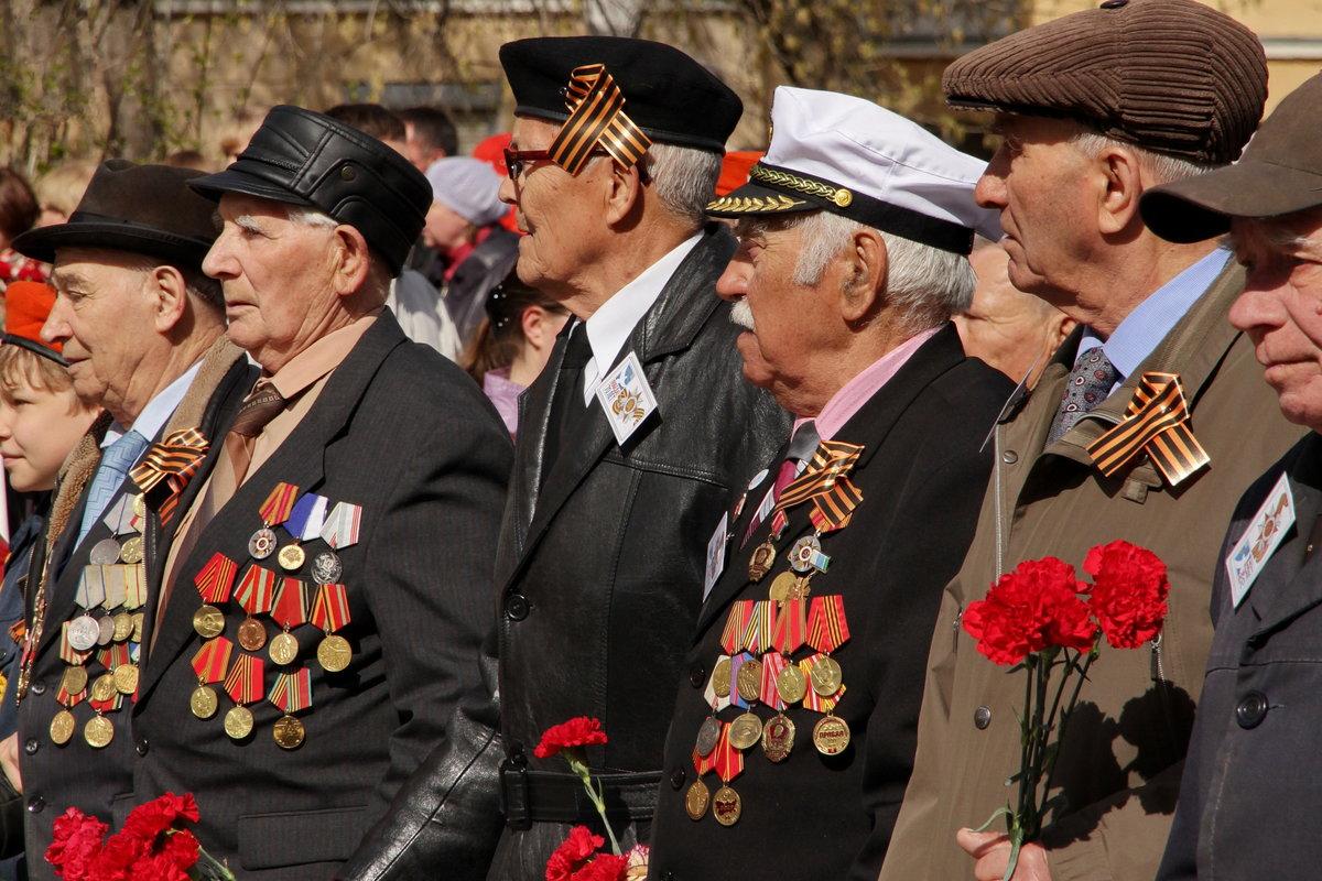 форма цветка картинки ко дню победы для ветеранов одним простых