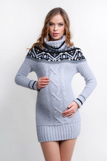 коллекция вязаные платья для беременных пользователя Vavri4ukvit в