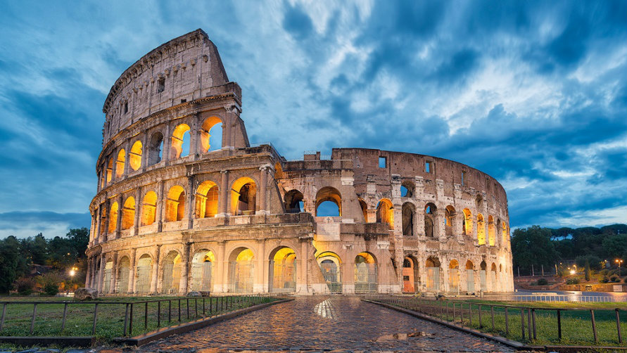 6 апреля  248 года римляне отметили тысячелетие своего города