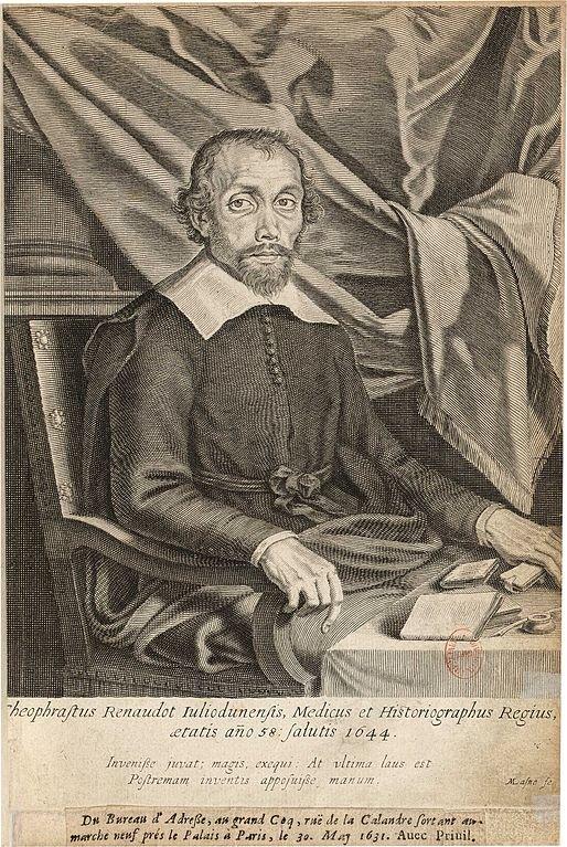 30 мая 1631 года во Франции вышла газета под названием «La Gazette», и вскоре слово «газета» вошло во все европейские языки
