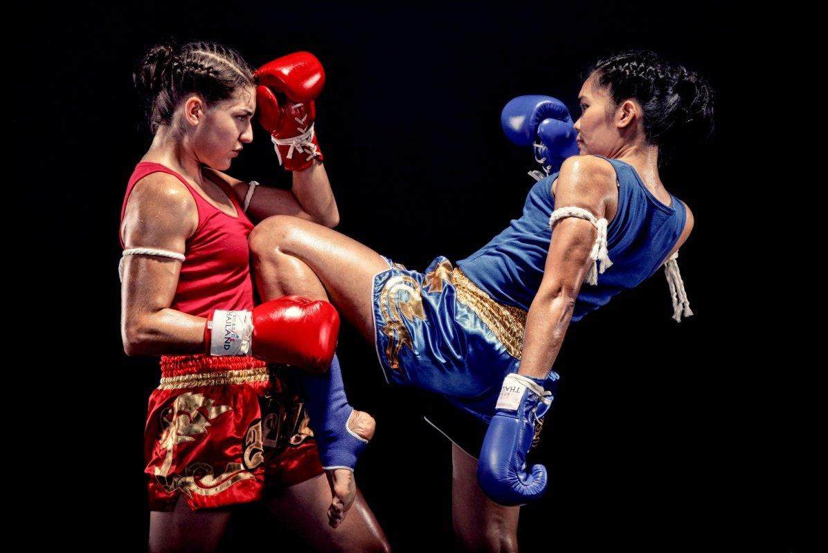 смотреть картинки тайского бокса кулинары показывают, как