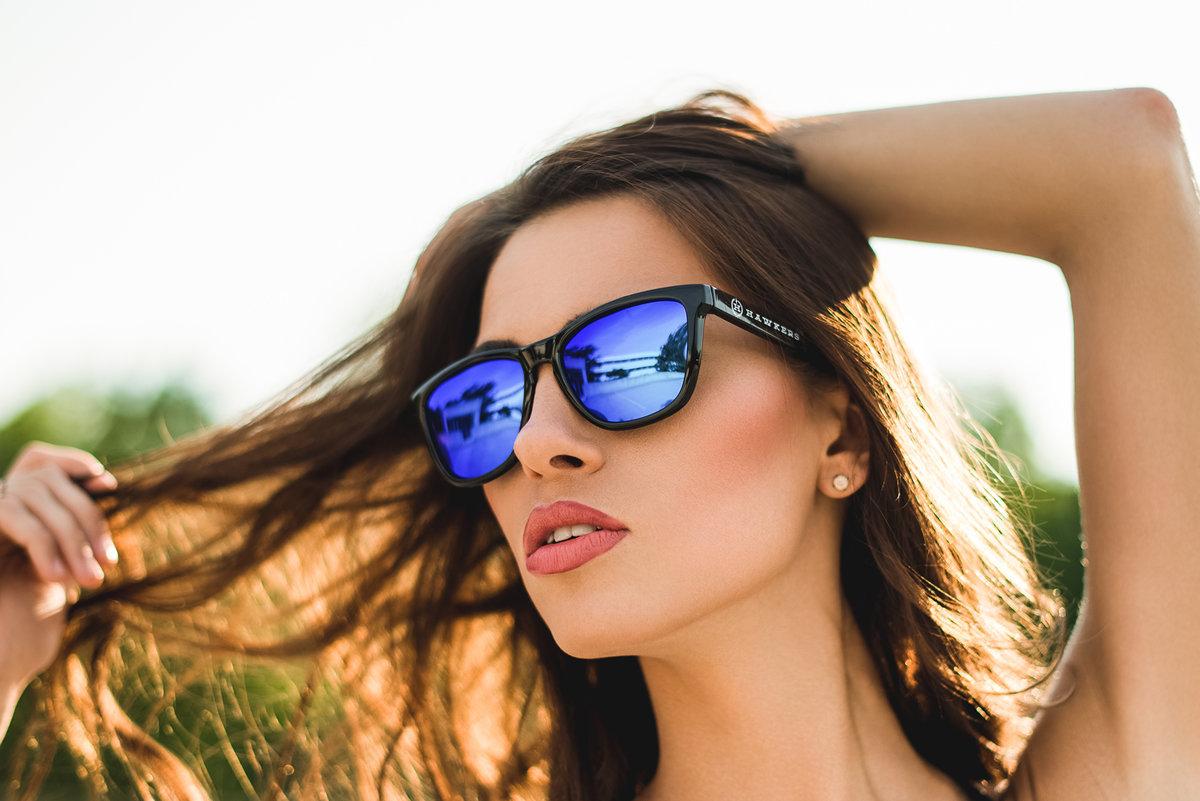 Про, картинки девушек в очках от солнца