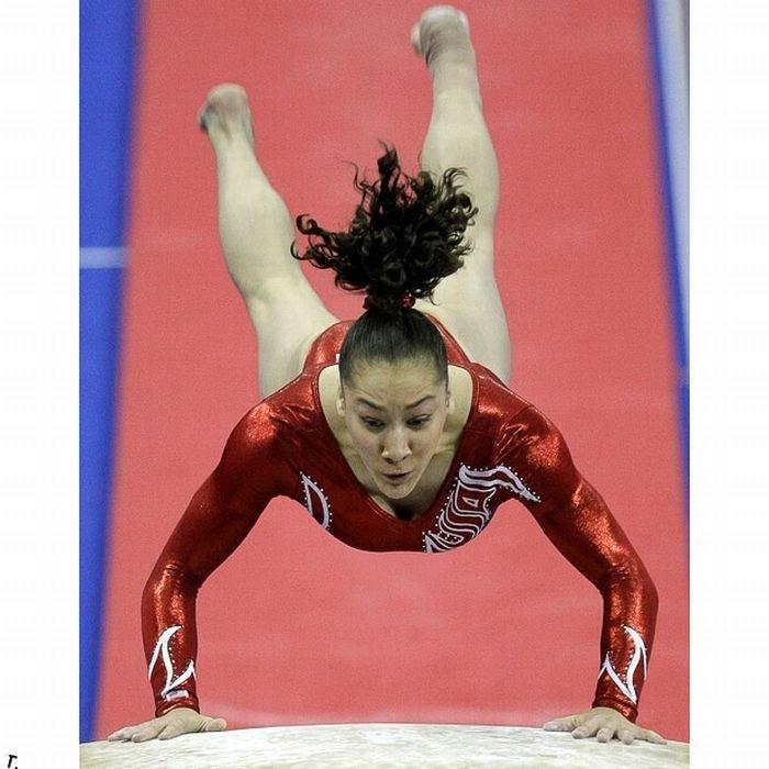 День рождения, прикольные картинки о гимнастике