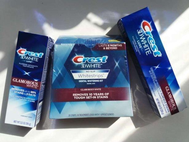 отбеливание зубов онлайн на фото