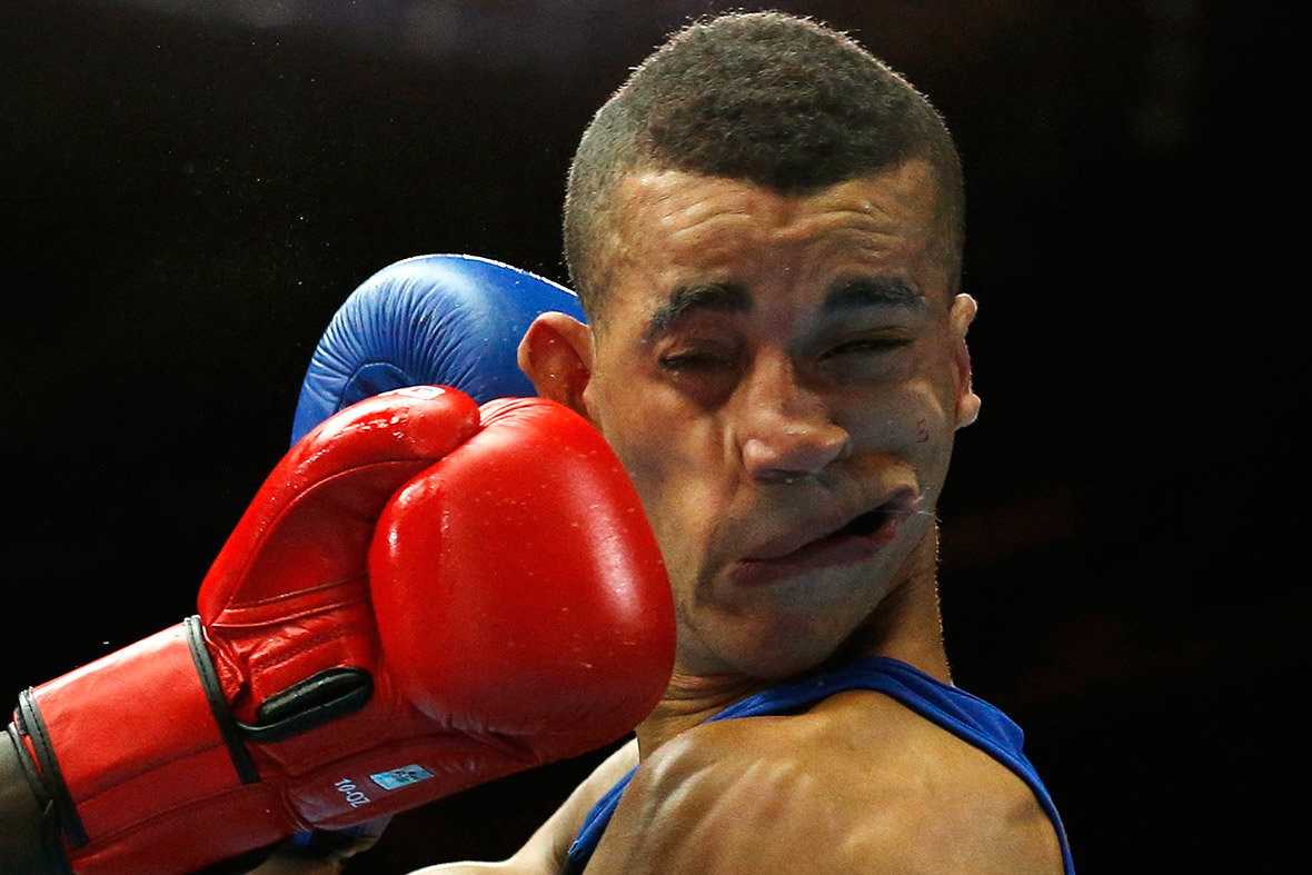 Смешные картинки боксер, день рождения