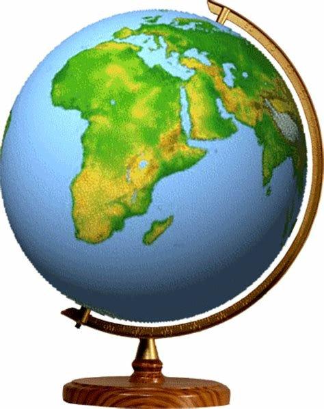 Глобус картинка вращается