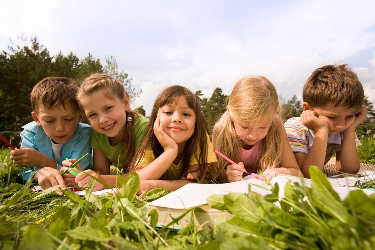 Жозефина, картинки с летом для детей