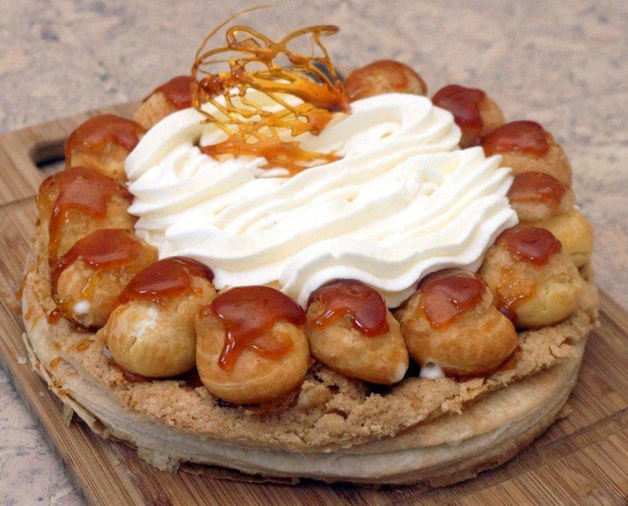 Рецепт от ектора десерт