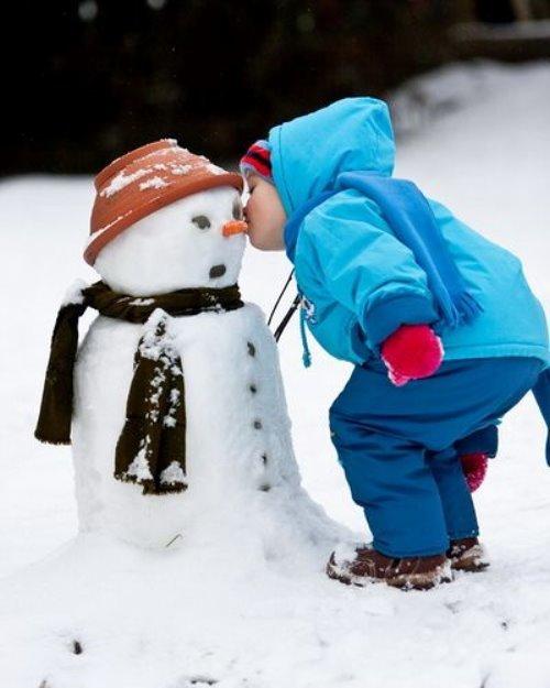 Картинки зима с приколами