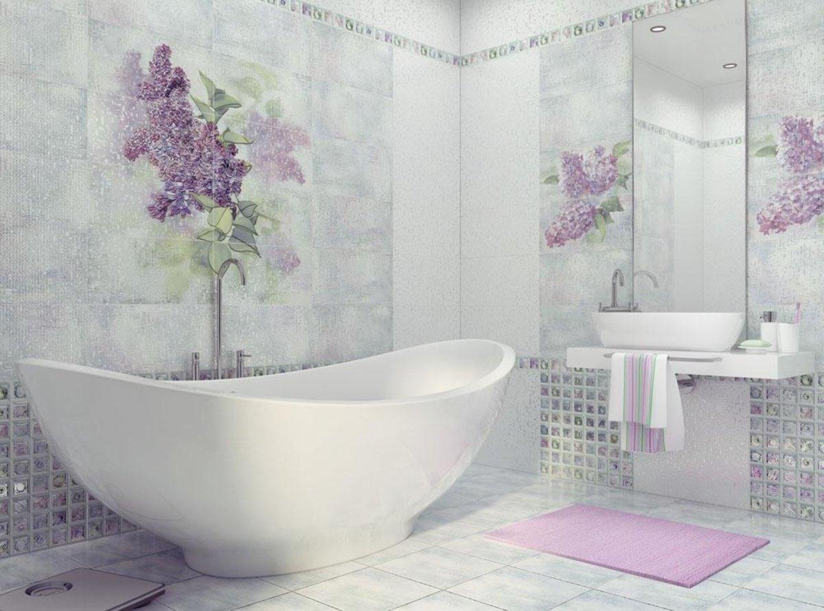 Купить плитку для ванной