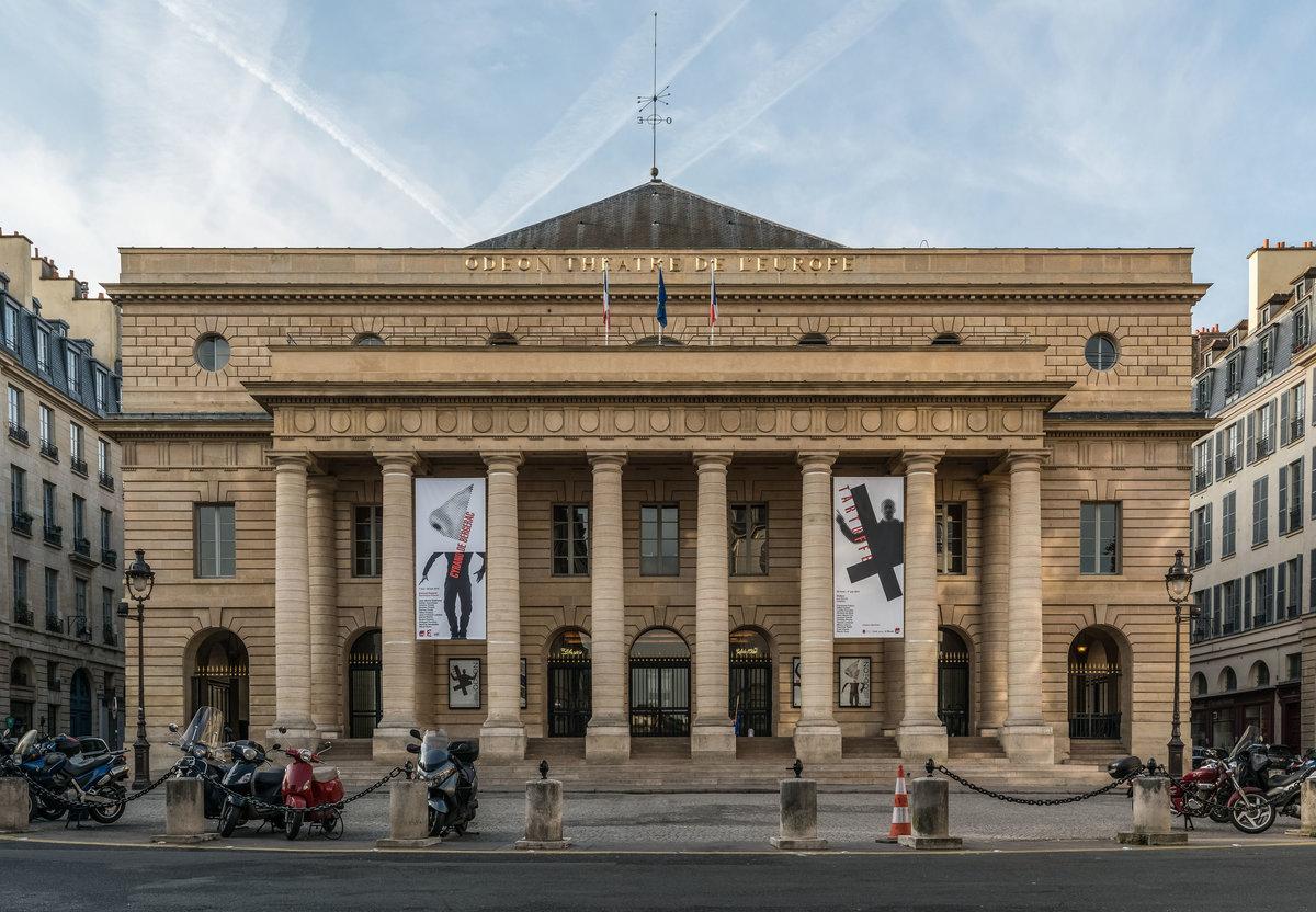 9 апреля 1782 года в Париже открылся один из крупнейших театров Франции «Одеон»