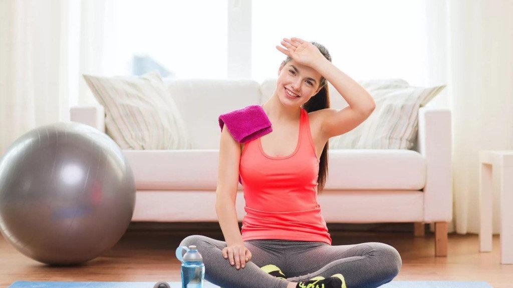 занятие интенсив для похудения