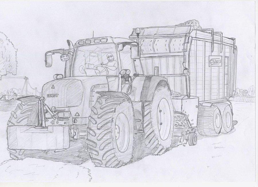 рисунки тракторы и комбайны камазы фильма, скриншоты, трэки