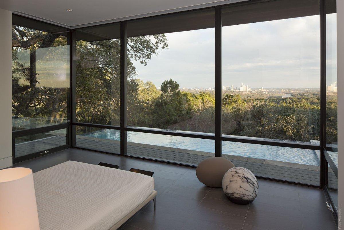 панорамные окна в пол картинки фото