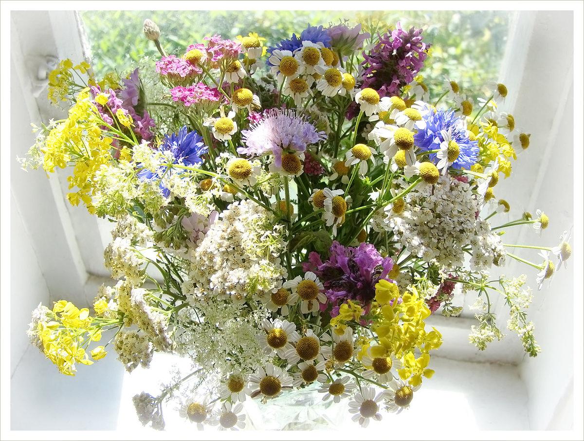 картинка летний букет цветов фото тантры там