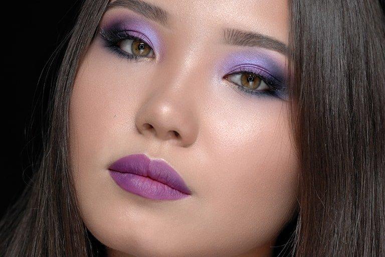 Макияж на глазах фото для азиаток