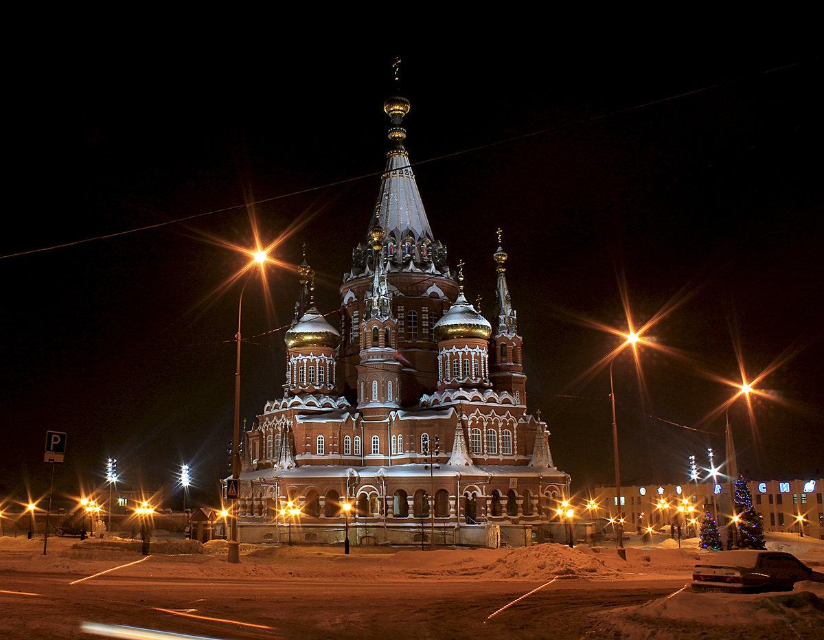 окончании картинки свято михайловского собора ижевск получила многообещающее