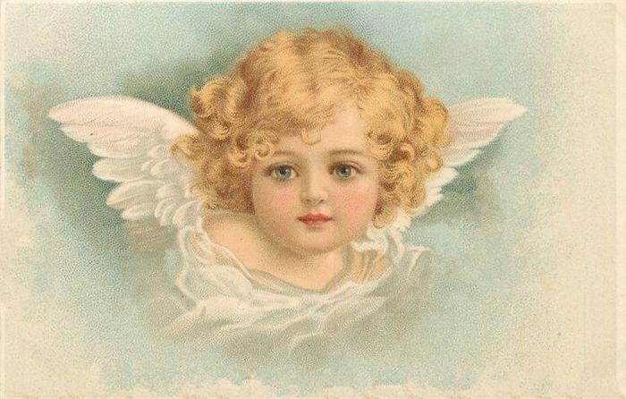 Без, открытки с ангелами виртуальные