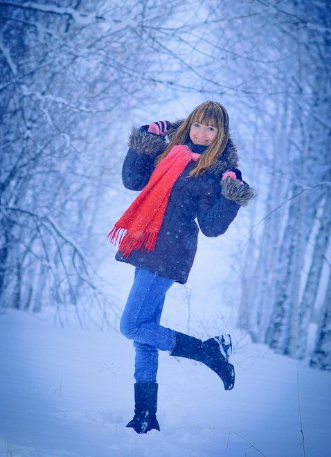 калорийность позы при фотографировании на улице зимой конкретная, руки