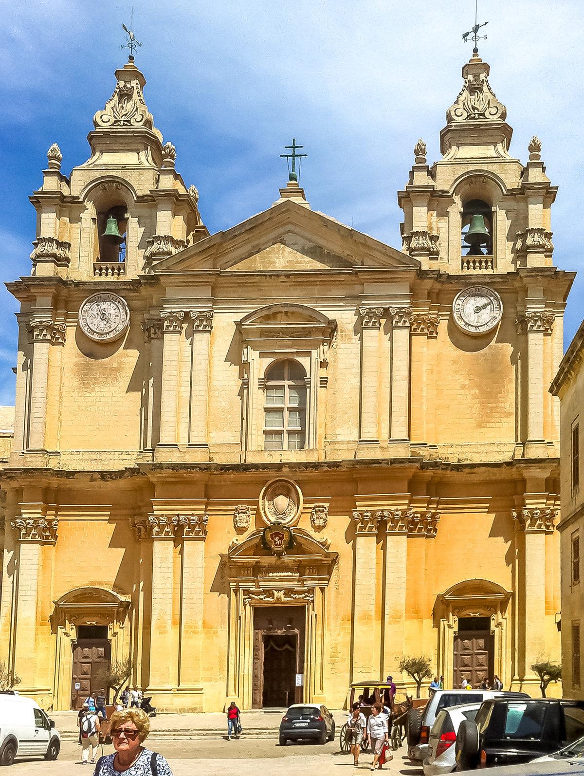 st pauls cathedral mdina - HD1200×1594