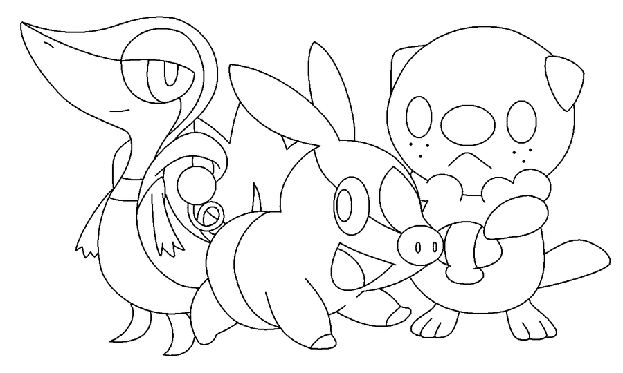 Kanto Pokemon Coloring Pages To Print Images Card From User Ekaterina Gnatyuk In Yandex Collections