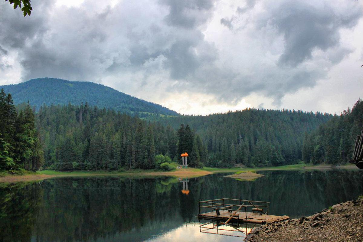 Озера украины картинки