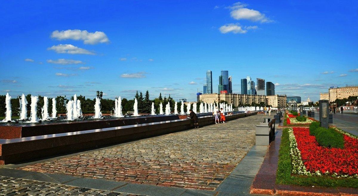 распечатать фото парк победы москва