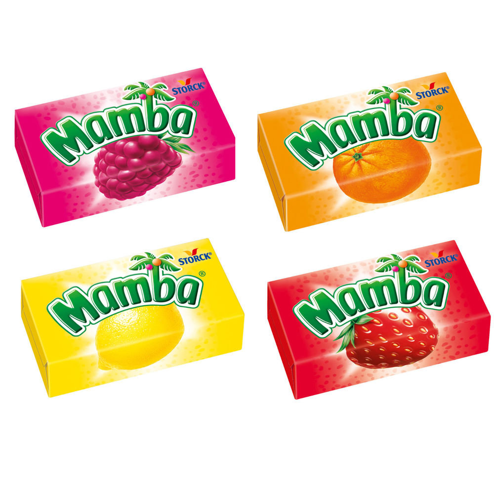 Мамба отзывы конфеты
