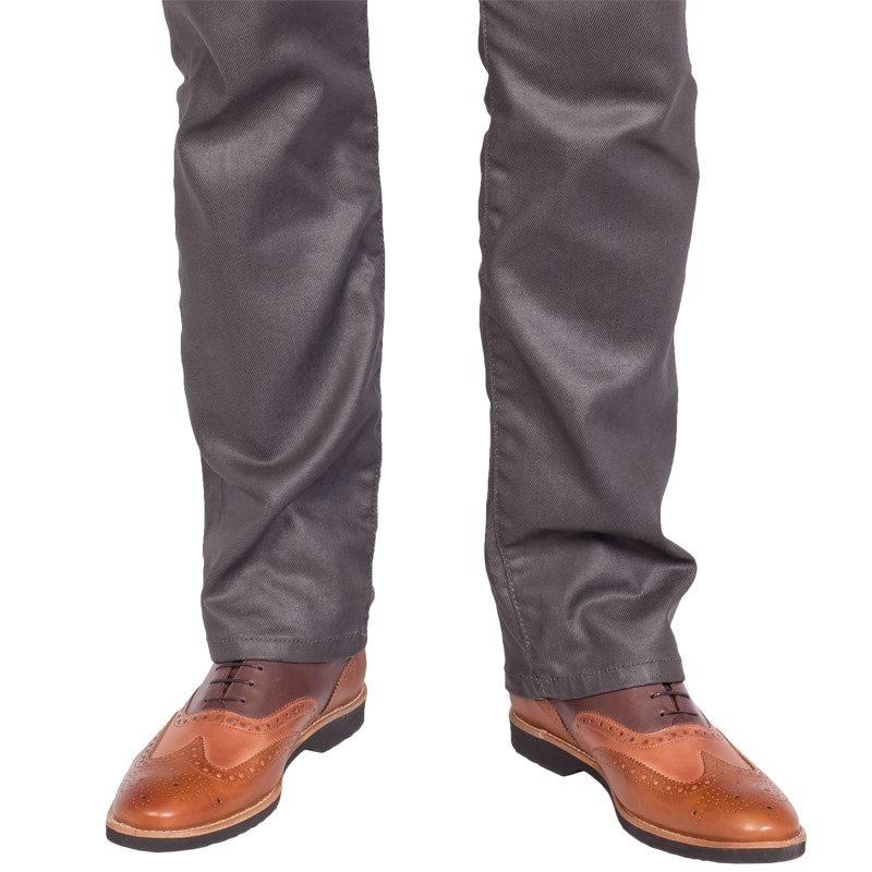 959f8ec89 ... Коричневые мужские туфли с узором на шнурках C-4762-ZE54-00S02 (OP