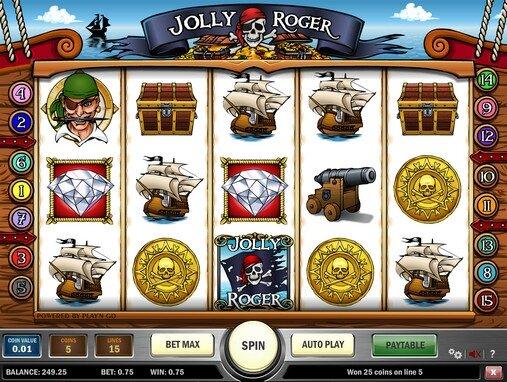 Игровые автоматы роджер играть онлайнi талисман на удачу в азартные игры