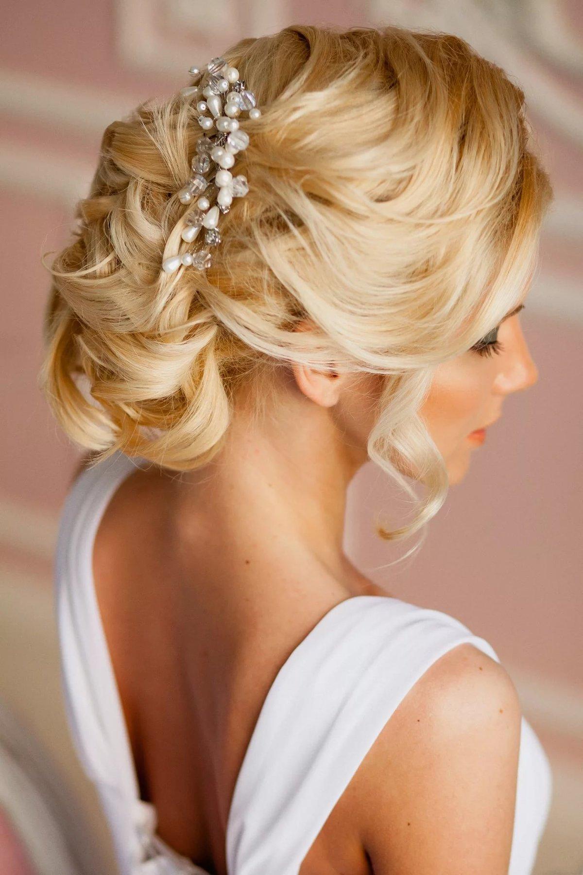 полюбить простые свадебные прически фото флористического искусства предлагают