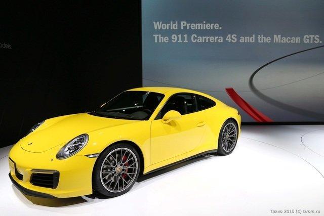крутая статья про porsche 911 carrera 4s