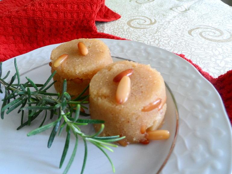 халва из манкии моркови рецепт