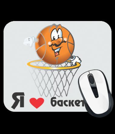 Открытки я люблю баскетбол