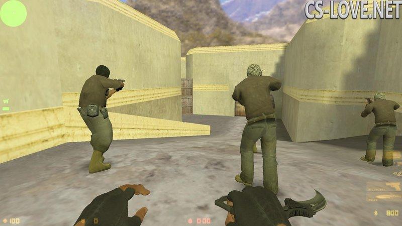 Скачать сборку с оружием