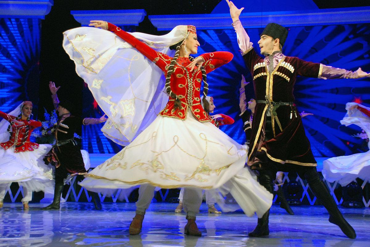 """Танец """"Азербайджан"""" #конкурс"""