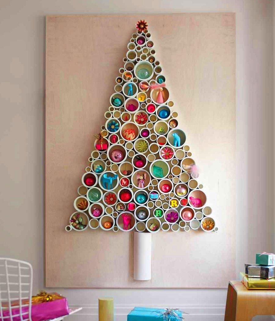 Открытка, картинки новогодние елки своими руками