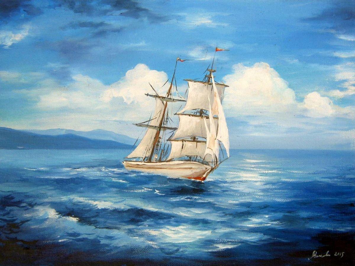Картинки корабликами