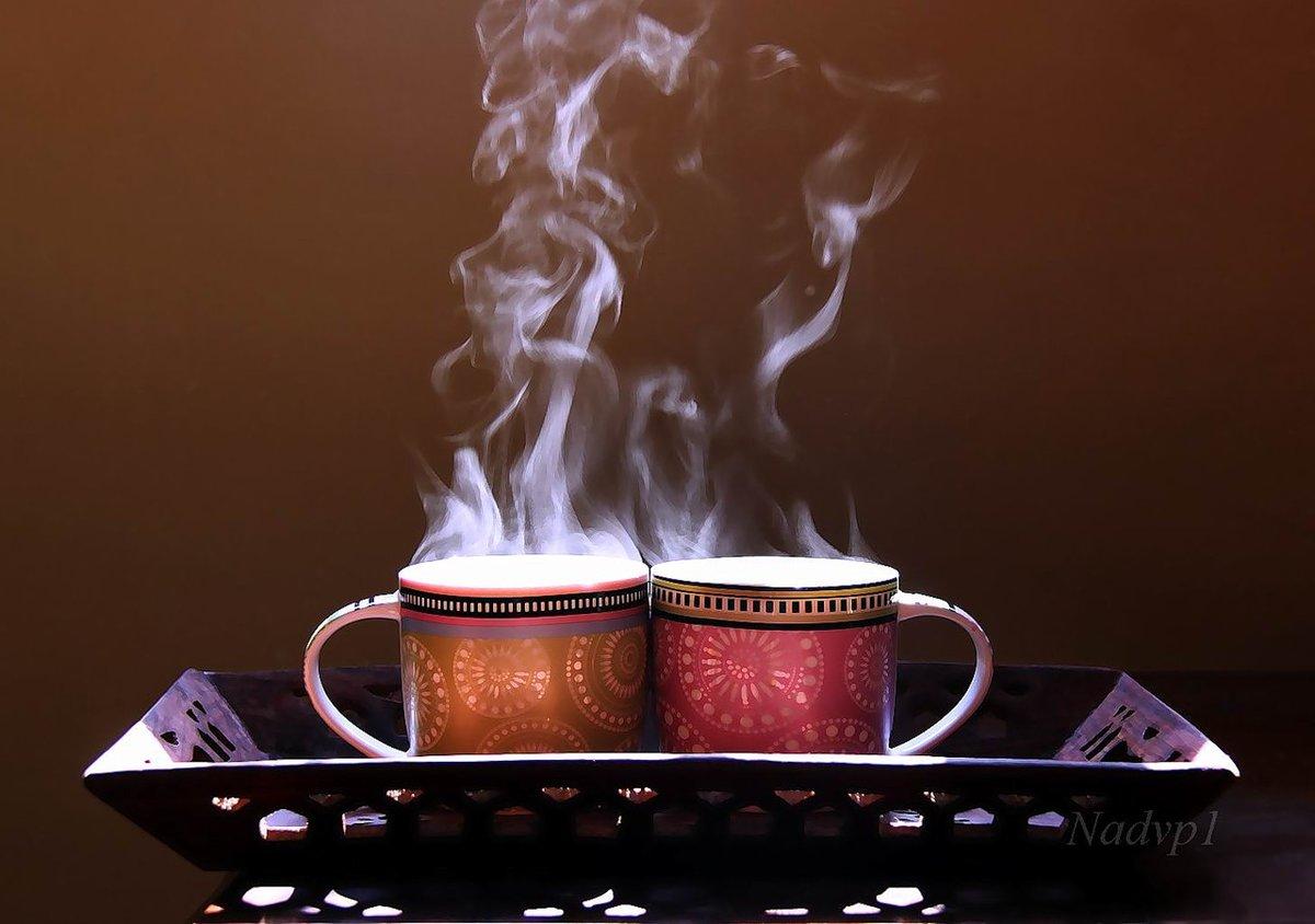 свое фото с чашкой чая и дымком мгновение ваши