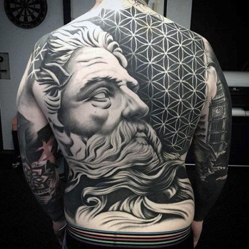 Back Tattoos For Men Men S Tattoo Ideas Best Cool Tattoos For